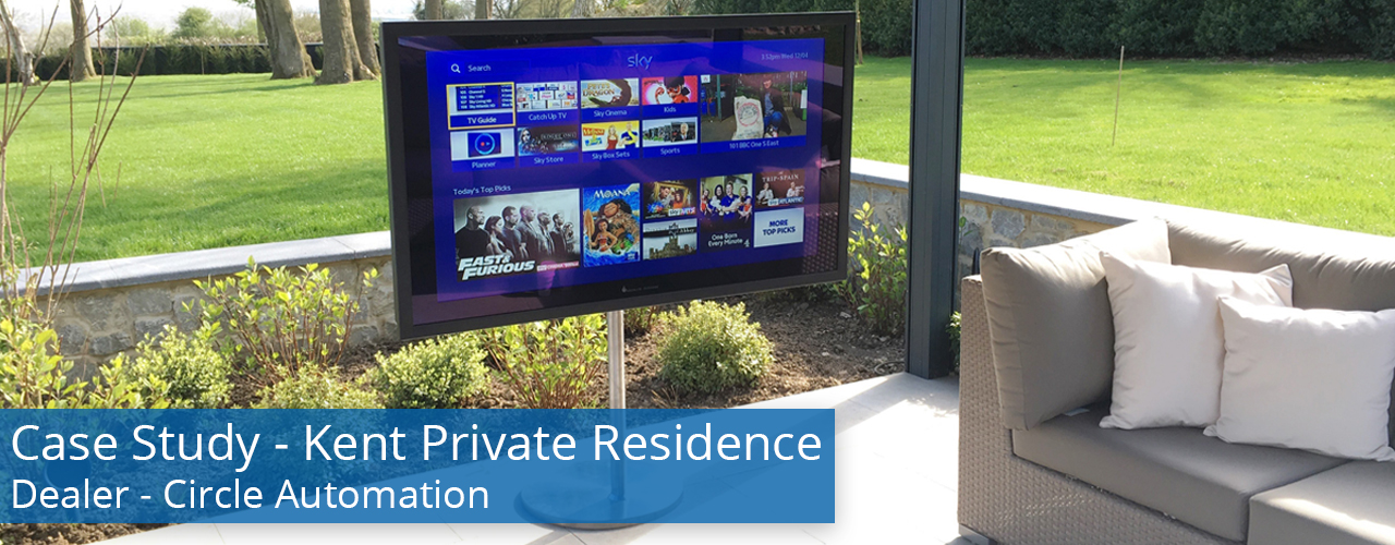 Case Study Circle Automation Kent Private Resident