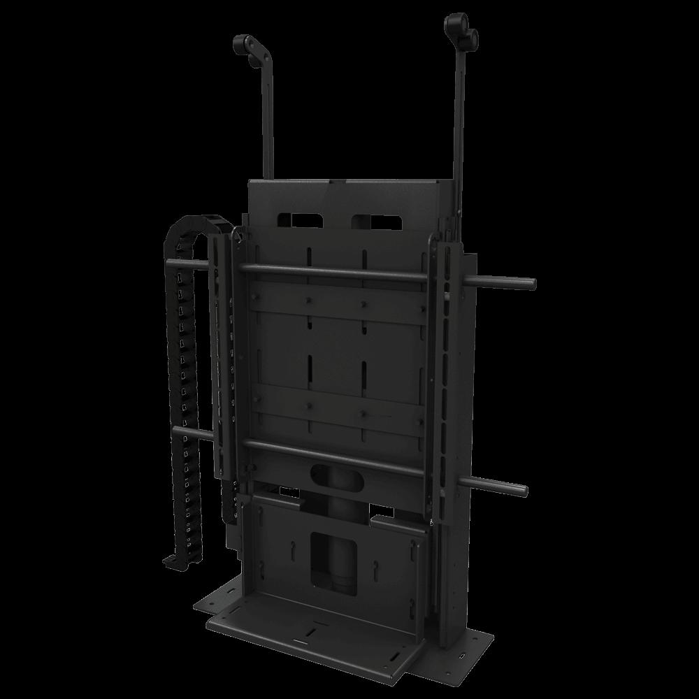 """AL965 - Telescopic TV Lift for 50""""-65"""" Screens"""