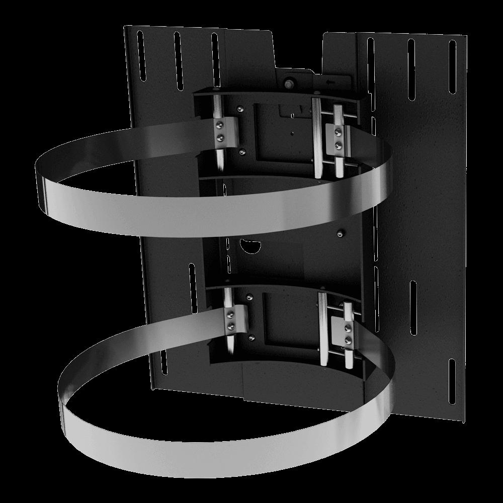 Cwm Column Wrap Tv Mount Future Automation