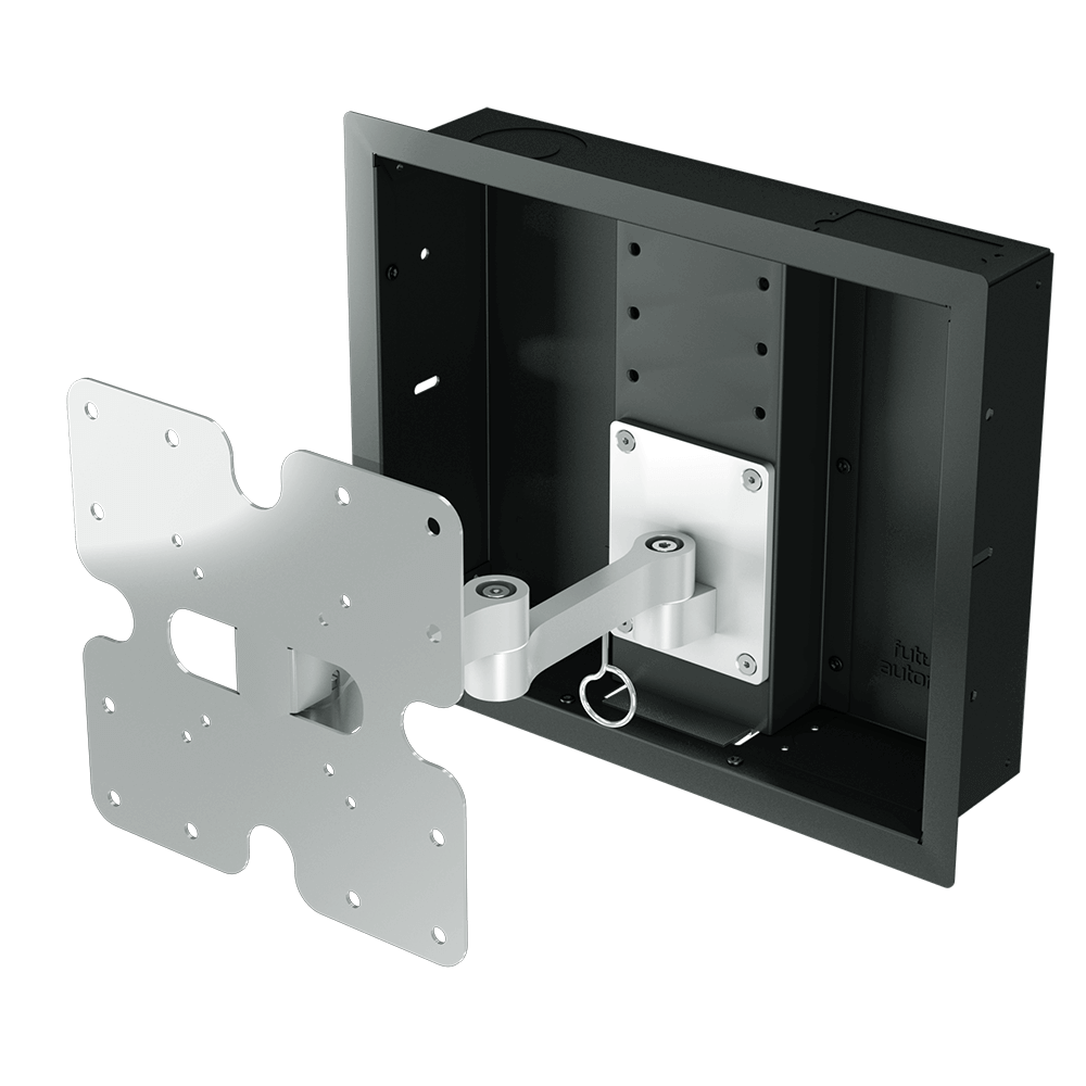 """FSA1-WB - Articulated TV Wall Mount with In Wall Box  15"""" - 26"""""""