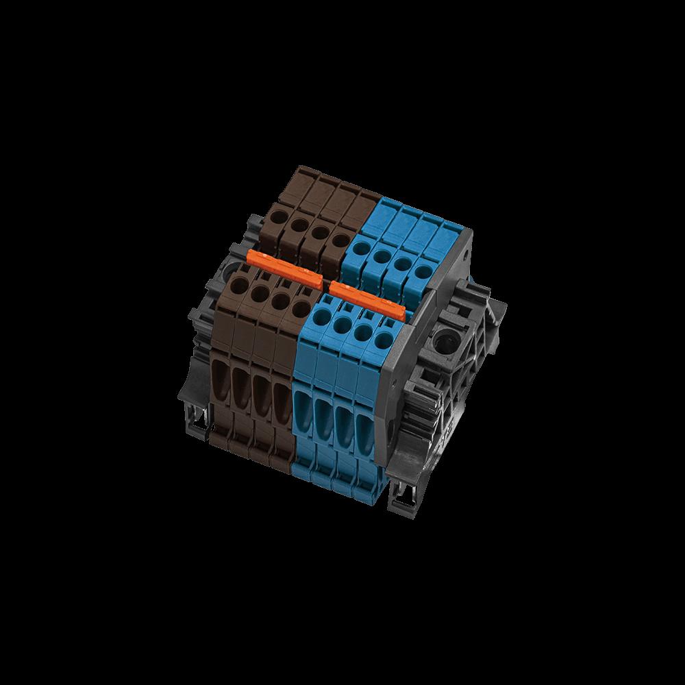 LCP-TB8 - Terminal Blocks For LCP Enclosures