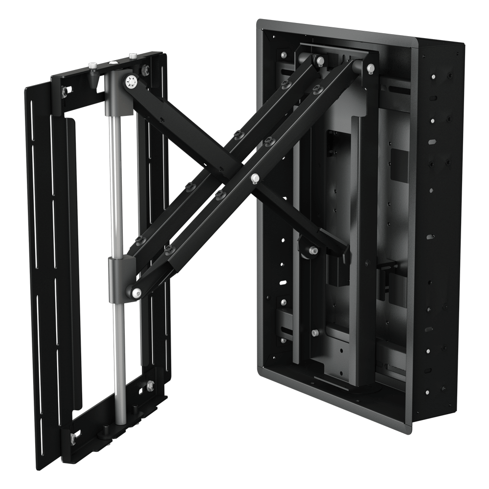 PS-WB - Articulated TV Wall Mount & In Wall Box