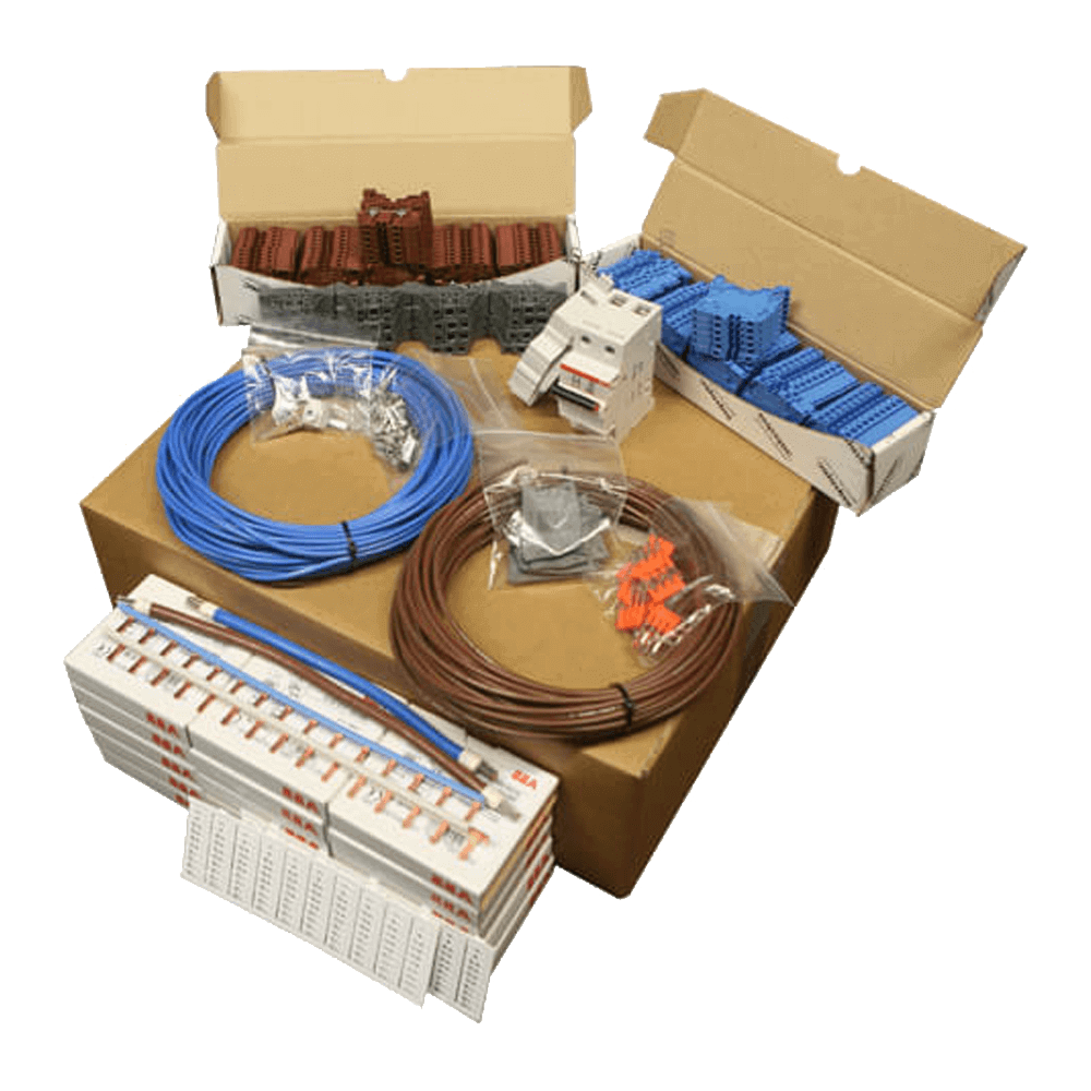Swkit Lcp Pre Wiring Kit For Lighting Enclosure For