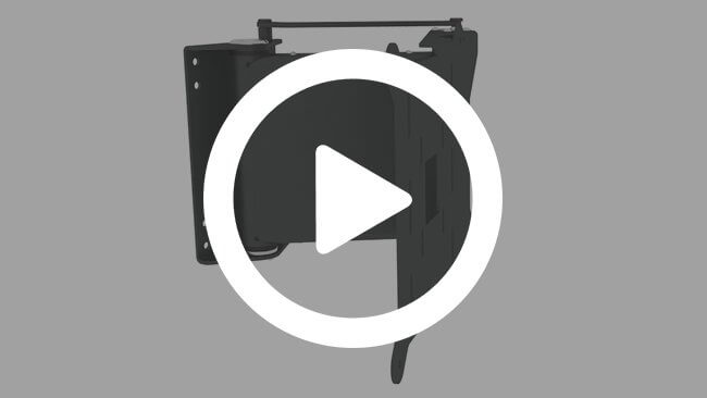 FSE90 Motorised Articulated Wall Mount Product Video