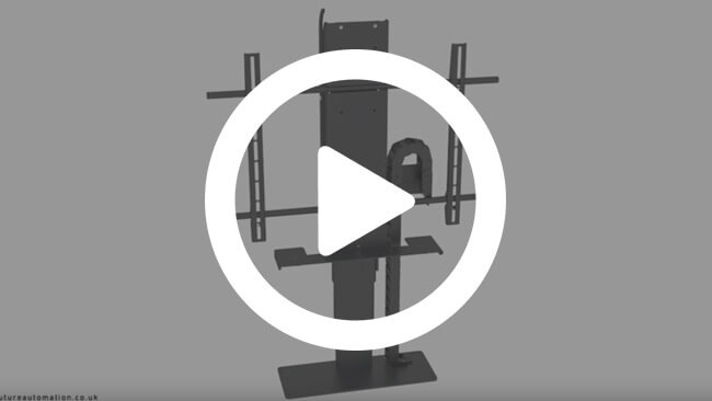 AL675 TV Lift Product Video